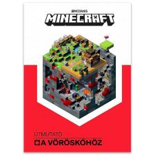 ismeretlen Minecraft: Útmutató - A Vöröskőhöz gyermek- és ifjúsági könyv
