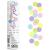 ismeretlen Pasztel színű party konfetti ágyú - 15 cm