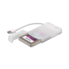 iTec i-tec MySafe USB 3.0 Easy external hard disk case 6.4 cm/2.5''for SATA SSD white