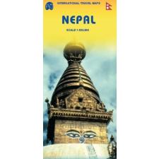 ITM Nepál térkép - iTM térkép