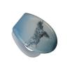 Ivanicplast Corny M antibakteriális duroplast WC ülőke