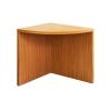 Ívelt sarok asztal, cseresznye, OSCAR T05