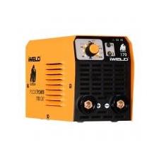 Iweld inverter Gorilla Pocketpower 170 (160A-es), koffer nélkül! hegesztés