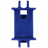 IWILL Motorcycle and Bicycle Phone Holder Blue