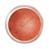 Izzó vörös Fractal ehető csillámpor