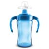 J4K Itató pohár - kék füllel 260 ml