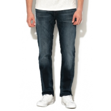 Jack Jones Jack&Jones, Clark regular fit farmernadrág, Sötétkék, W34-L34 (12140592-BLUE-DENIM-W34-L34)