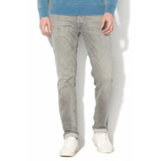 Jack Jones Jack&Jones, Tim slim fit farmernadrág, Szürke, W31-L34 (12118209-GREY-DENIM-W31-L34)