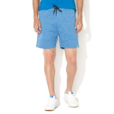 Jack Jones Jack&Jones, Will bermuda szabadidőnadrág, Melange kék, M (12118705-NAUTICAL-BLUE-M)