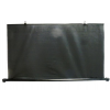 Jacky Auto Napvédő roló, hátsó, 110cm, fekete
