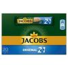 Jacobs Original 2in1 azonnal oldódó kávéitalpor 20 db 280 g