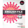 """JAM AUDIO Christina Latham-Koenig; Clive Oxenden - English File Elementary Student""""s Book - 3rd edition"""