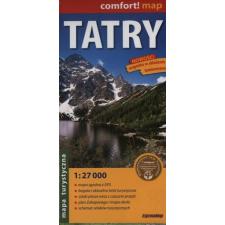 JAM AUDIO Tatry térkép