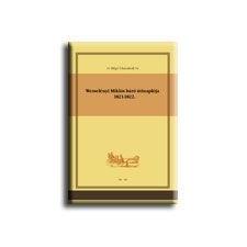 JAM AUDIO ÚTINAPLÓ 1821-1822. - RÉGI UTAZÁSOK - természet- és alkalmazott tudomány