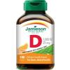 Jamieson D3-vitamin 1000IU szopogató tabletta narancs ízesítéssel 100db