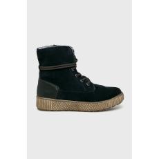 Jana - Magasszárú cipő - sötétkék - 1439485-sötétkék