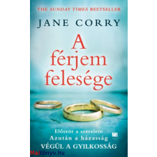 Jane Corry : A férjem felesége ajándékkönyv