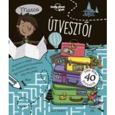 Jane Gledhill Marco útvesztői gyermek- és ifjúsági könyv
