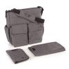 Jané pelenkázó táska kiegészítőkkel - T34 Jet Black 2018
