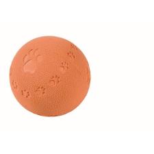 Játék Gumi Labda Tappancs Mintás Sipoló 6cm játék kutyáknak