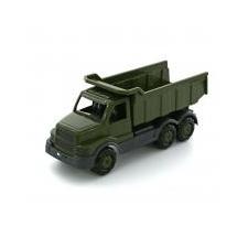 Játék katonai autó 47cm autópálya és játékautó
