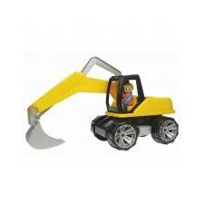 Játék markológép autópálya és játékautó