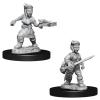 Játék Pathfinder Deep Cuts: Halfling Rogue Female szerepjáték figurák (WZK10208)