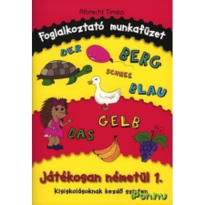Játékosan németül 1. gyermek- és ifjúsági könyv