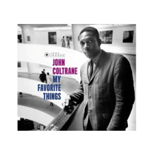 JAZZ IMAGES John Coltrane - My Favorite Things (Remastered) (Digipak) (Cd) jazz
