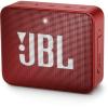 JBL GO 2 vízálló hangszóró piros