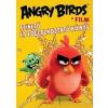 JCS Média Kft. Angry Birds - A film - Színező és foglalkoztató könyv
