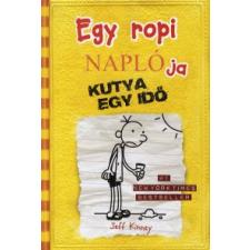 Jeff Kinney EGY ROPI NAPLÓJA 4. - KUTYA EGY IDŐ gyermek- és ifjúsági könyv
