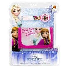 Jégvarázs , Frozen digitális óra + pénztárca szett