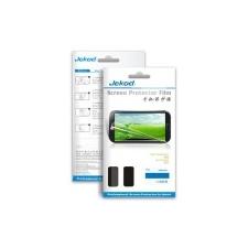 Jekod kijelző védőfólia törlőkendővel Alcatel OT-6033x One Touch Idol Ultra-hoz* mobiltelefon előlap