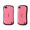 Jelly Imymee ShockProof IPH4 ütésálló tok, pink (rózsaszín), +1 fólia