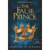 Jennifer A. Nielsen NIELSEN, JENNIFER A. - THE FALS PRINCE - A HAMIS HERCEG - FÛZÖTT