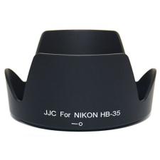 JJC LH-35 napellenző (Nikon HB-35 helyett) objektív napellenző