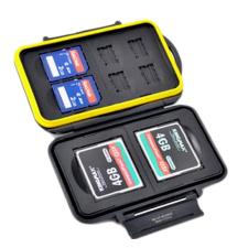 JJC MC-CF/SD/MSD8 Memory Card Case fényképező tartozék