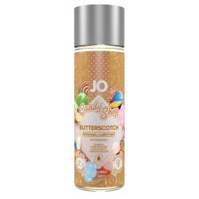 JO Candy Shop Butterscotch - vízbázisú síkosító (60ml) - tejkaramella síkosító
