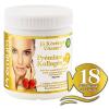 Jó Jó közérzet vitamin® premium series prémium kollagén, eper ízű 150g