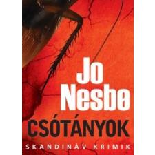 Jo Nesbo Csótányok regény