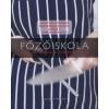 Joanna Farrow FŐZŐISKOLA - KONYHAI TECHNIKÁK LÉPÉSRŐL LÉPÉSRE