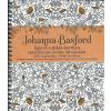 Johanna Basford BASFORD, JOHANNA - EGY ÉV A TITKOS KERTBEN - HATÁRIDÕNAPLÓ MESÉBE ILLÕ RAJZOKKAL 2017. SZEPT.