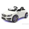Joko Elektromos Kisautó Mercedes CLA-Világító Kerék és Alváz-Fehér