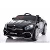 Joko Elektromos Kisautó Mercedes SL65-Fekete