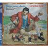 Jonathan Swift SWIFT, JONATHAN - GULLIVER UTAZÁSA LILLIPUTBA - HANGOSKÖNYV