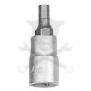 """Jonnesway Tools Rátűzőkulcs - crowa+bit 1/4"""" imbusz 04 mm (S09H204)"""