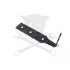 """Jonnesway Tools Szélvédő kivágó szerszámhoz kés kézi """"L"""" alakú 38 mm (AB010020)"""