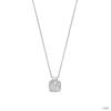 JOOP Női nyaklánc ékszer Collier ezüst cirkónia pöttys JPNL90744A420