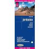 Jordánia térkép - Reise Know-How